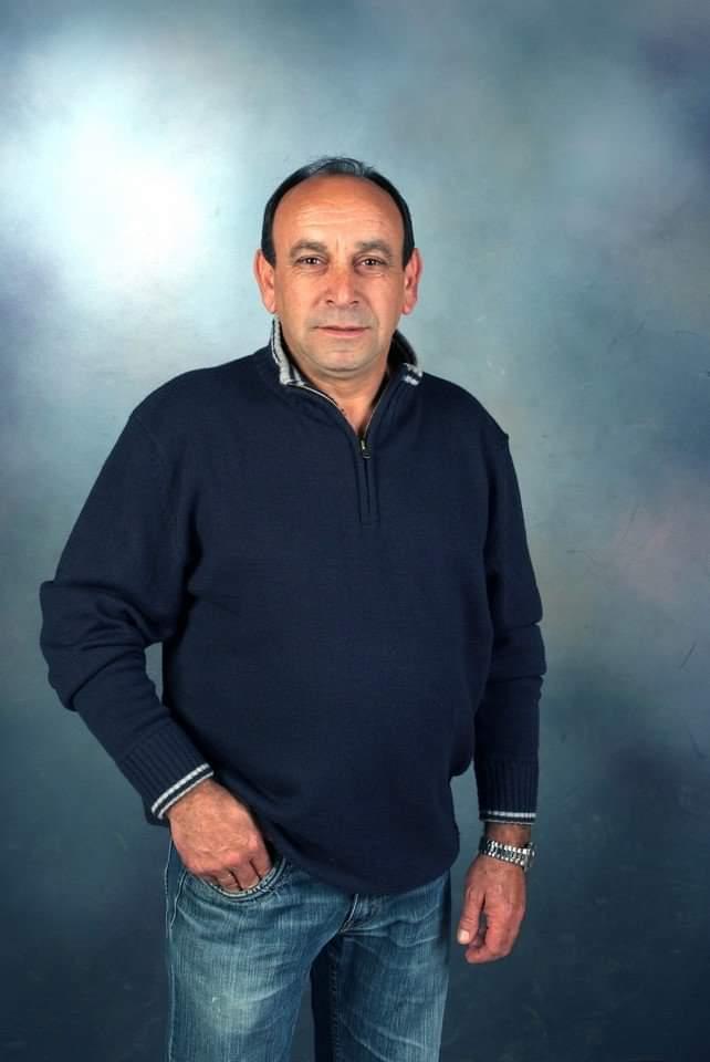 Justo Rabasco fue presidente de la Comsisión de Fiestas del Cristo de la Paz entre 2008 y 2011