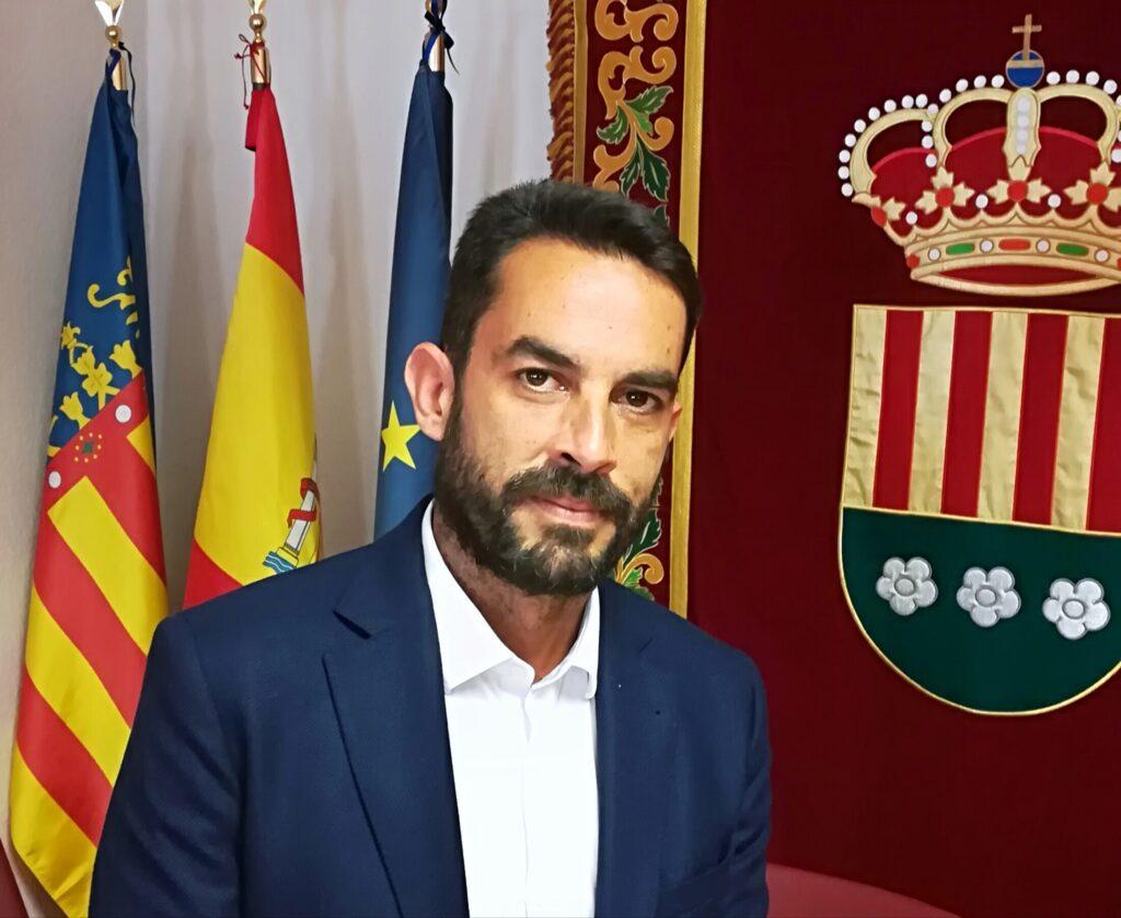 Rafael Pastor (Partido Popular), concejal de Fiestas de Mutxamel