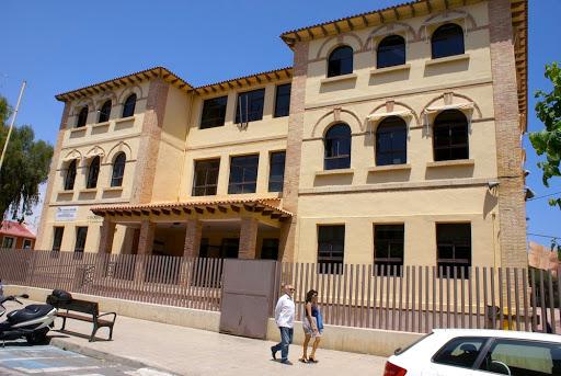 Imagen del colegio Cristo de la Paz de Sant Joan d'Alacant
