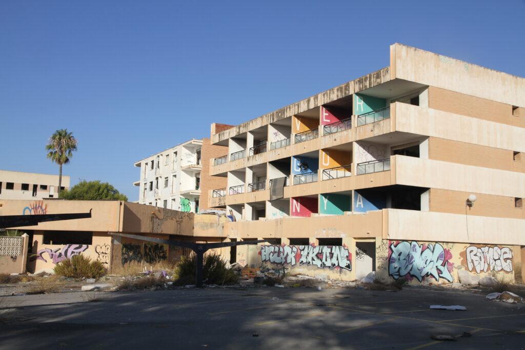 """La residencia """"Tiempo Libre"""" de Sant Joan d'Alacant"""