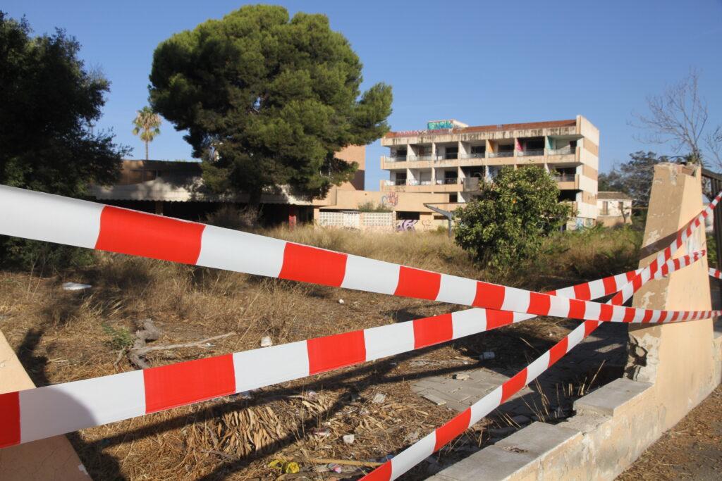 La Residencia fue cerrada por la Generalitat Valenciana en el año 2006