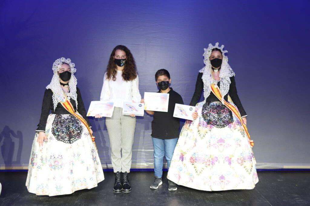 Las Belleas entregan los premios literarios infantiles